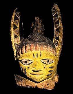 African Tribal Art Baule Dan Masks Statues Salampasu Dogon